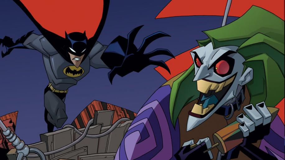 The Batman: The Complete First Series DVD Review