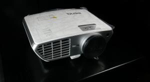 Video: Unboxing the BenQ W1350 DLP Projector