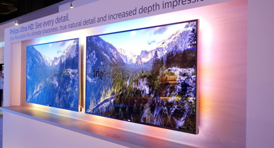 article ifa  philips announce ultra hd k tv line up