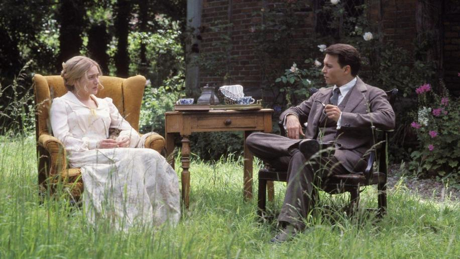 Finding Neverland DVD Review