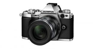 Olympus OM-D E-M5 Mark II D-SLR Camera announced