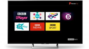 Freeview Play launches on Sony BRAVIA TVs