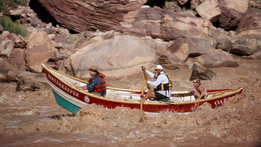 Grand Canyon Adventure: River at Risk Review