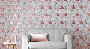 How do you hide cables in a wallpapered wall?