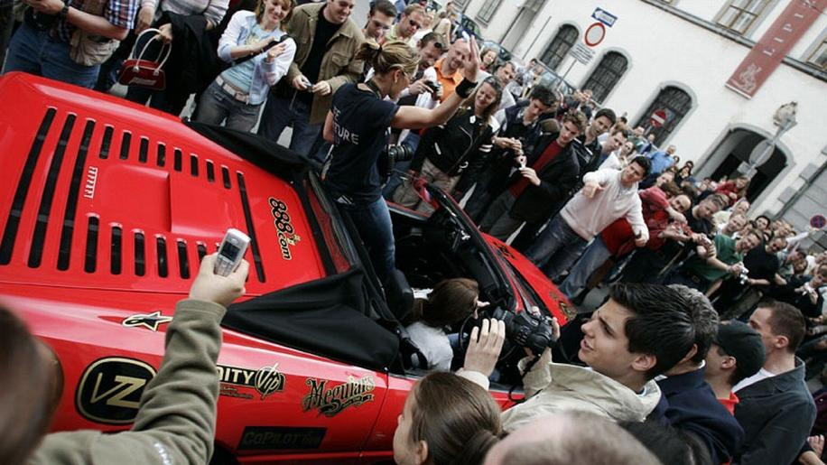 Gumball 3000 Rally: 6 Days In May DVD Review