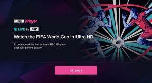 BBC to show World Cup games in 4K HDR