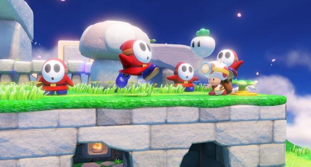 Captain Toad: Treasure Tracker Wii U Review