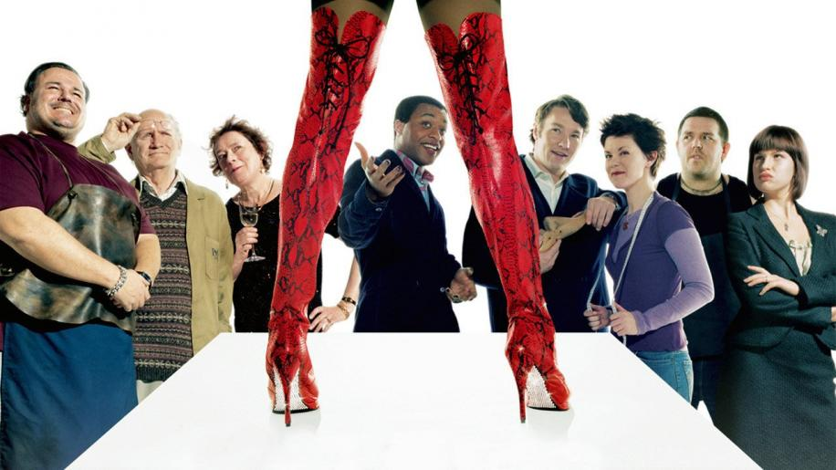 Kinky Boots DVD Review