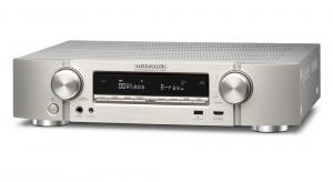 Marantz launch sleek NR1607 AV receiver