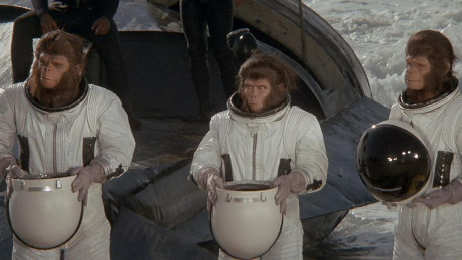Escape from the Planet of the Apes Review