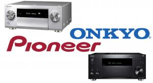 Pioneer and Onkyo Announce eARC and MQA Updates