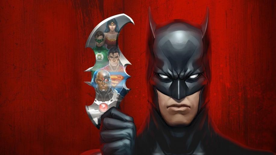 Justice League: Doom Review