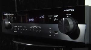 Yamaha RX-AS710D 7.2 AV Receiver Review