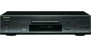 Onkyo BD-SP807 Blu-ray Disc Player Review