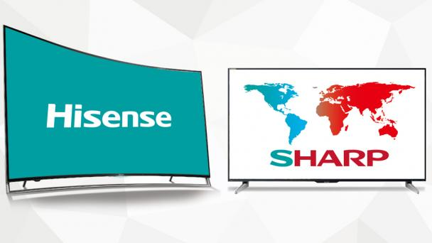 Hisense acquires Sharp America