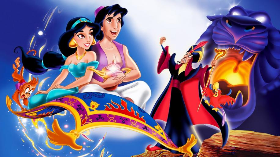 Aladdin: Platinum Edition DVD Review