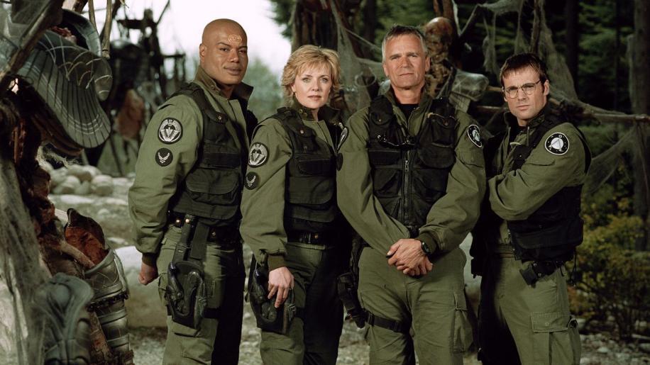 Stargate SG-1 : Season 8 DVD Review
