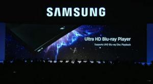 Samsung UBD-K8500 Ultra HD Blu-ray Player coming