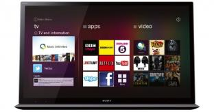 Sony Smart TV System 2013 Review
