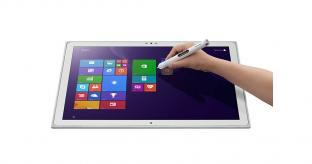 CES 2014: Panasonic 20-inch 4K Toughpad Performance Tablet