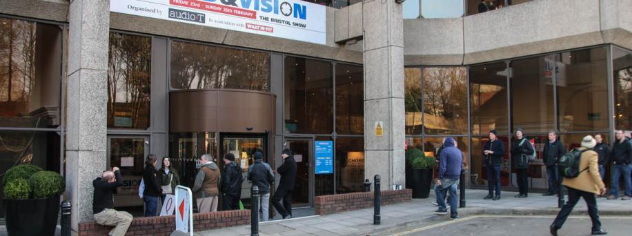 Bristol Sound & Vision 2018 Show Report