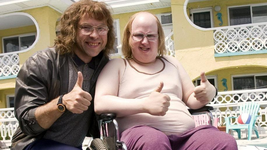 Little Britain Series 1 and 2 DVD Review