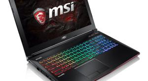 New MSI Gaming Notebooks announced