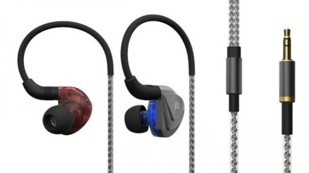 Fidue A83 In-ear Earphone Review
