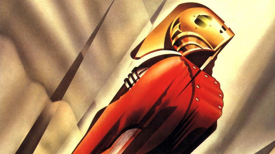 Rocketeer Review