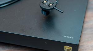 Sony PS-HX500 Turntable Review