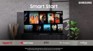 Samsung Smart Start offer grants access to premium TV apps