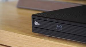 LG BP350 Blu-ray Player Review