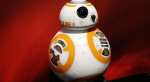 VIDEO: Sphero launch Star Wars' BB8 with Force Control at CES 2016