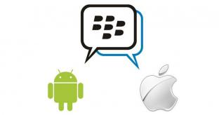 BBM app returns to iOS and Android