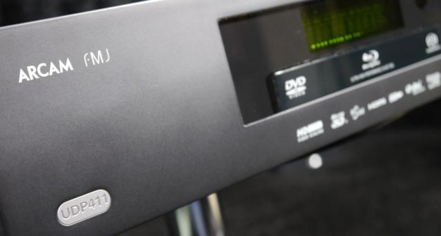 Arcam UDP411 Blu-ray Player Review