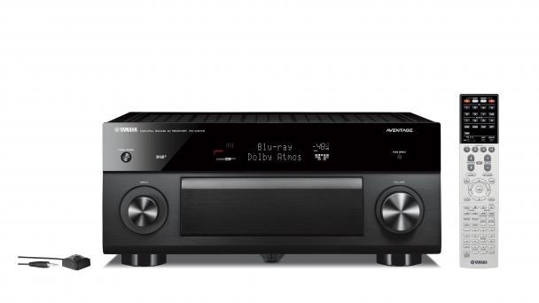 Yamaha RX-A3070 9.2 AV Receiver Review