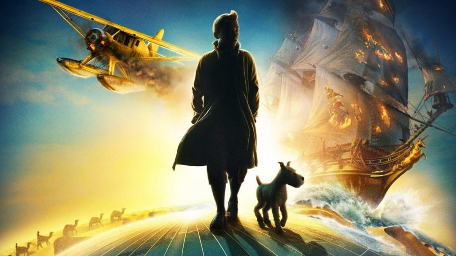 The Adventures of Tintin: The Secret of the Unicorn Review
