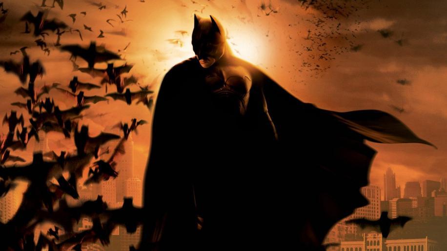 Batman Begins DVD Review