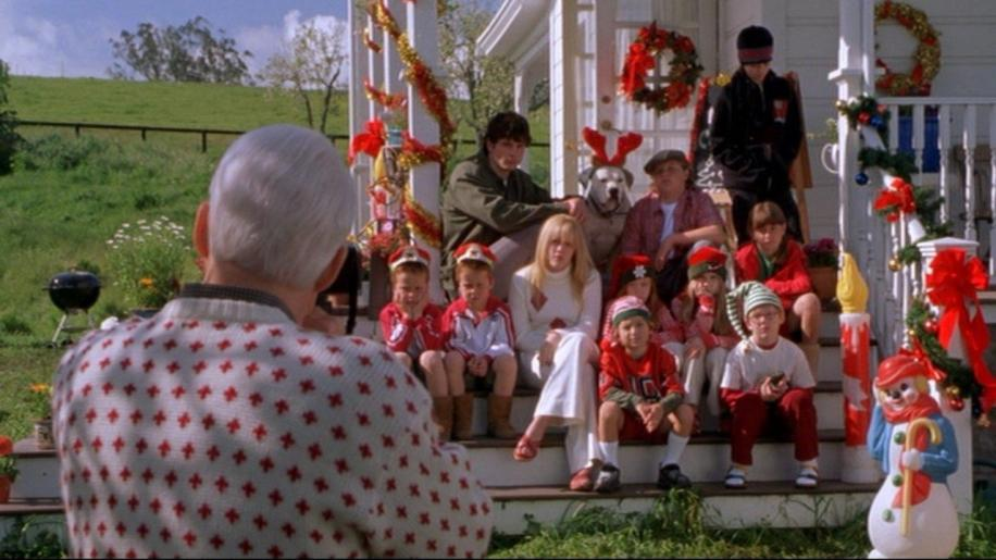 Cheaper By The Dozen DVD Review