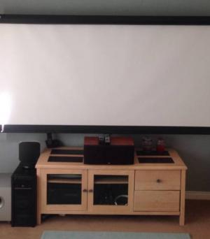 From the Forums: Family Friendly Home Cinema Build