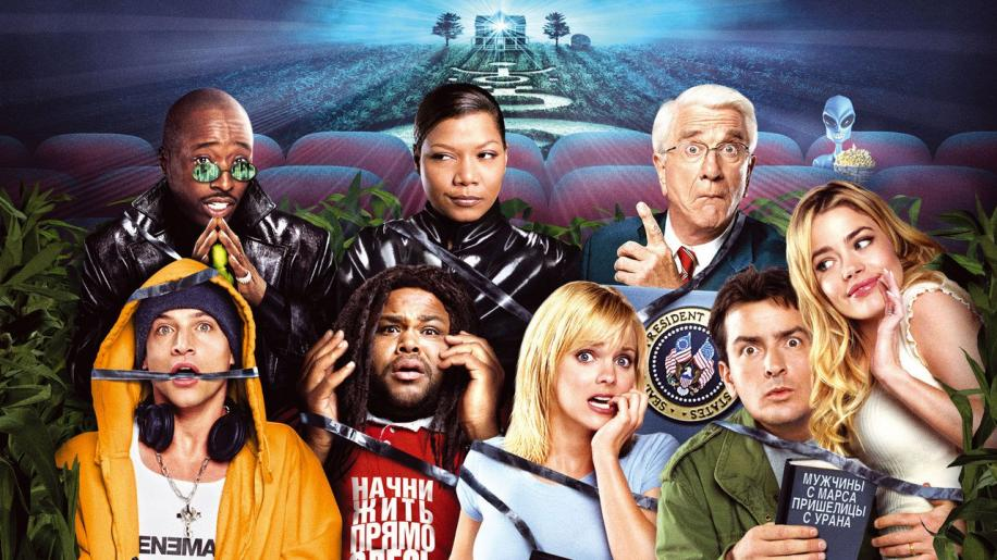 Scary Movie 3 DVD Review