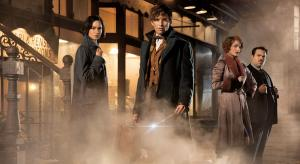 First Poster and Teaser Trailer for Fantastic Beasts and Where to Find Them