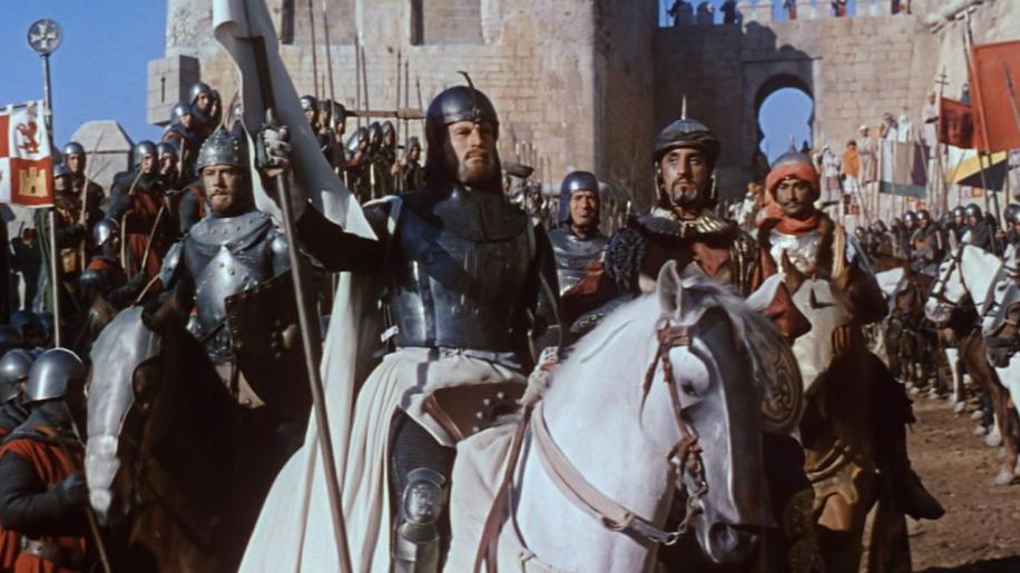 El Cid DVD Review