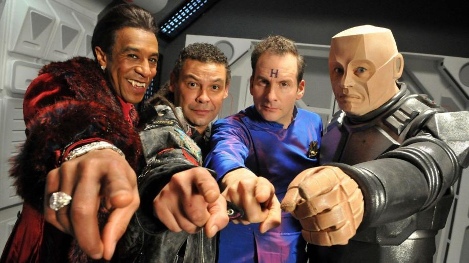 Red Dwarf: Season 2 DVD Review