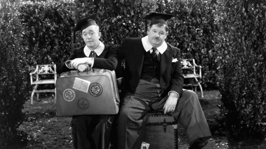 Laurel And Hardy - The Collection DVD Review