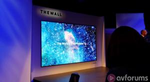 Samsung MicroLED TVs to release in 2019?