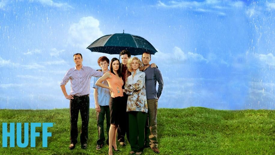 Huff: Season 1 DVD Review