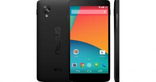 Nexus 5 and Android Kit Kat released today