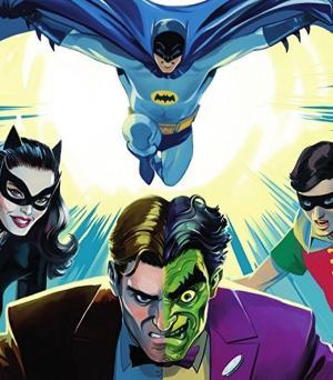 Batman vs. Two-Face Blu-ray Review