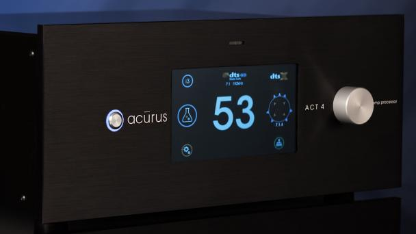 Acurus ACT 4 AV Processor Review